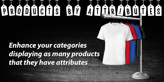 Products by Attributes