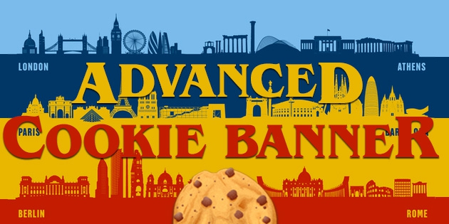Advanced Cookie Banner