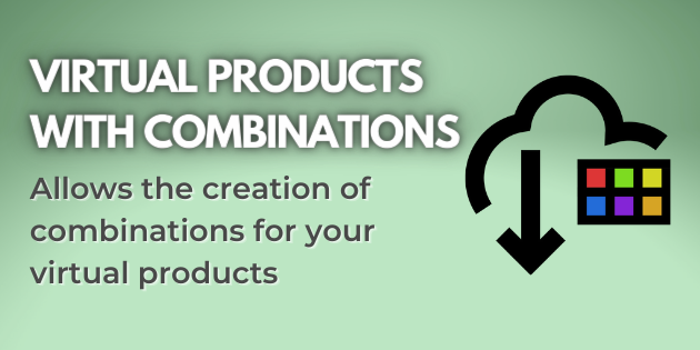 Virtual products with Combinations